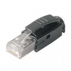 Матрица usb ie-ps-rj45-th-bk (10 шт.) weidmuller 1963590000